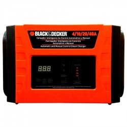 Cargador Automático Black and Decker BC40