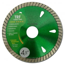 Disco ALIAFOR diamantado TRF 4.1/2""