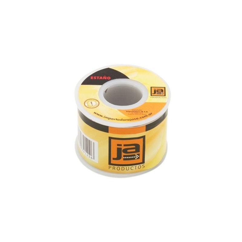 Estaño JA 0,8 mm bobina 250 gramos