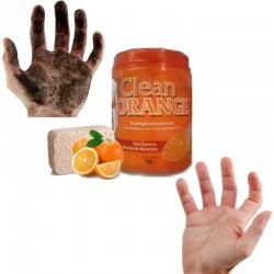 Clean Orange Limpiador de Manos