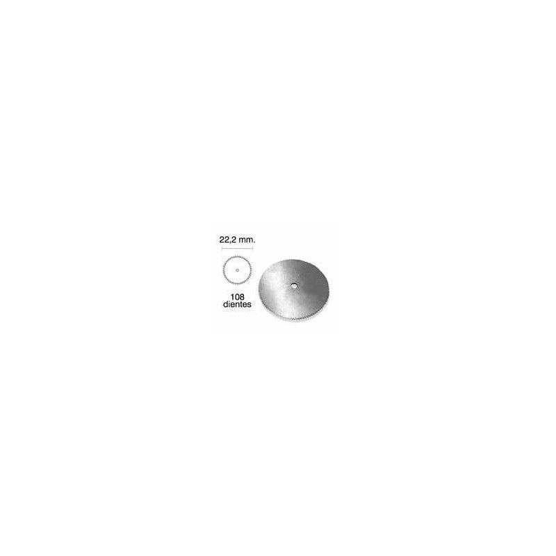 Mini sierra circular de acero inoxidable R475