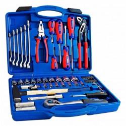 Juego de bocallaves y herramientas BREMEN 6628