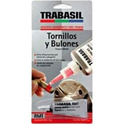 Adhesivo para trabar roscas TRABASIL RM1