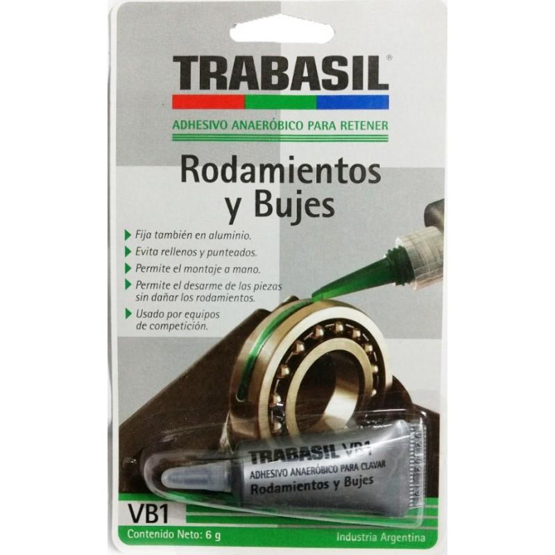 Adhesivo para rodamientos TRABASIL VB1