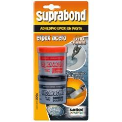 Adhesivo epoxy en pasta ERPOX Acero SUPRABOND