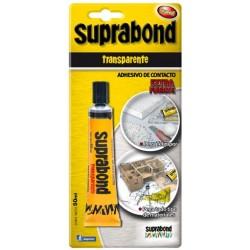 Adhesivo de contacto SUPRABOND transparente 50 ml