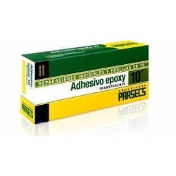 Adhesivo Epoxy PARSECS transparente