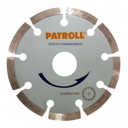 Disco PATROLL Segmentado...
