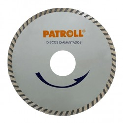 Disco PATROLL Turbo 7""