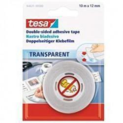 Cinta bifaz transparente TESA