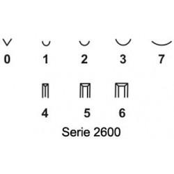 Gubia Stassen Serie 2600