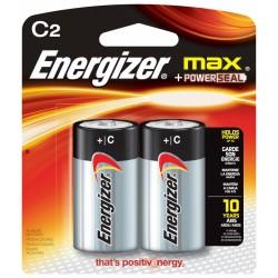 Pila alcalina C2 ENERGIZER