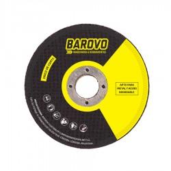 """Disco de corte BAROVO 4,5"""""""