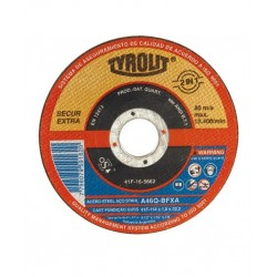Disco TYROLIT 4.1/2 x 1,6 mm