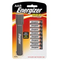 Linterna ENERGIZER AA8 + 8...
