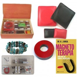 Kit de magneto terapia
