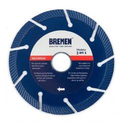 """Disco BREMEN 6063 - 7"""" 3 en 1"""