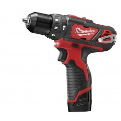 Taladro Inalambrico MILWAUKEE 12v 2408-259A