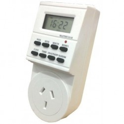 Temporizador digital JA 1650