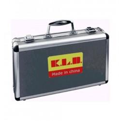 Maletín de Aluminio mediano KLD